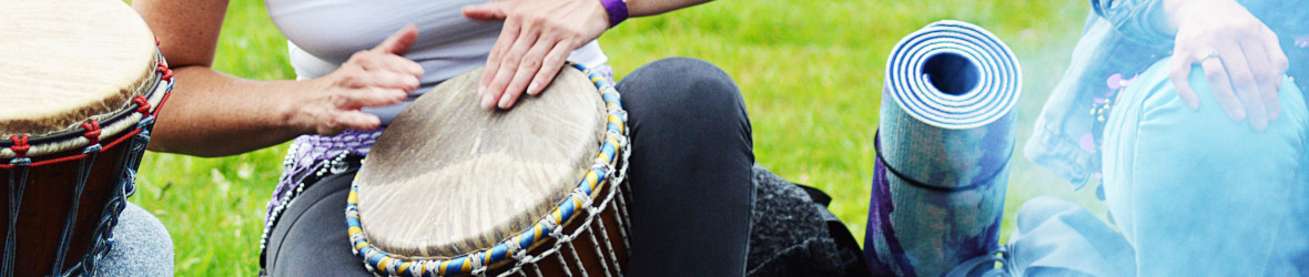 turtlelodgehealing.co.uk image: Photo of people drumming
